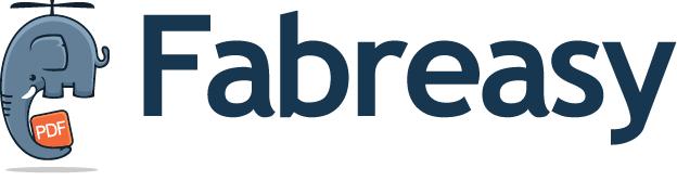 Fabreasy - Digitaal Briefpapier, Logo Toevoegen Aan PDF, Huisstijl Toevoegen Aan PDF, Handtekening Toevoegen Aan PDF