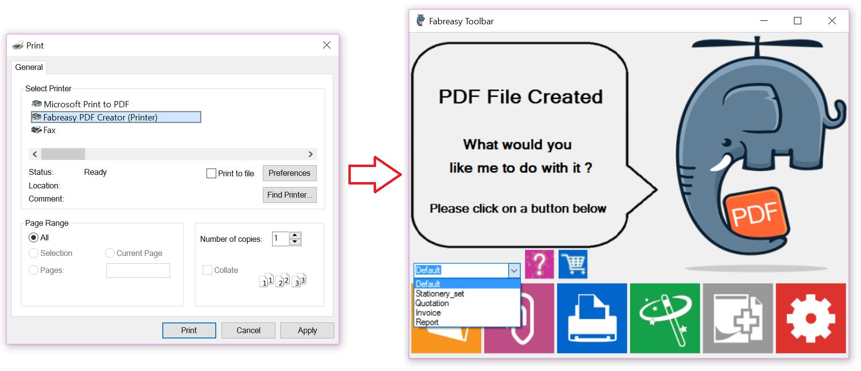 PDF Creater